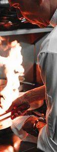 Restaurantes y eventos - Ropa de cocina