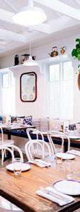 Restaurantes y eventos - Decoración
